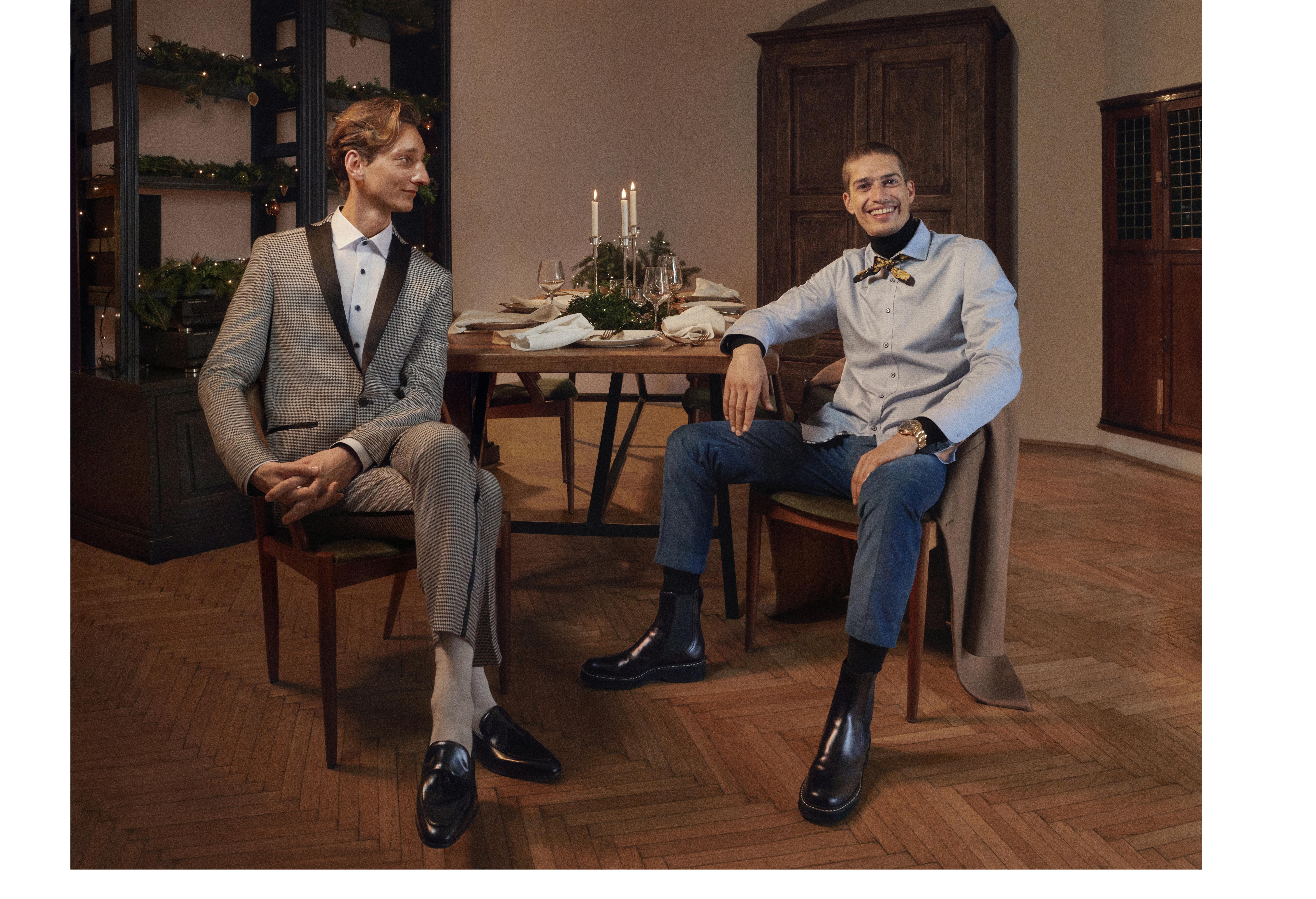 Zalando_SE_Press Release Christmas Campaign Dinner 2