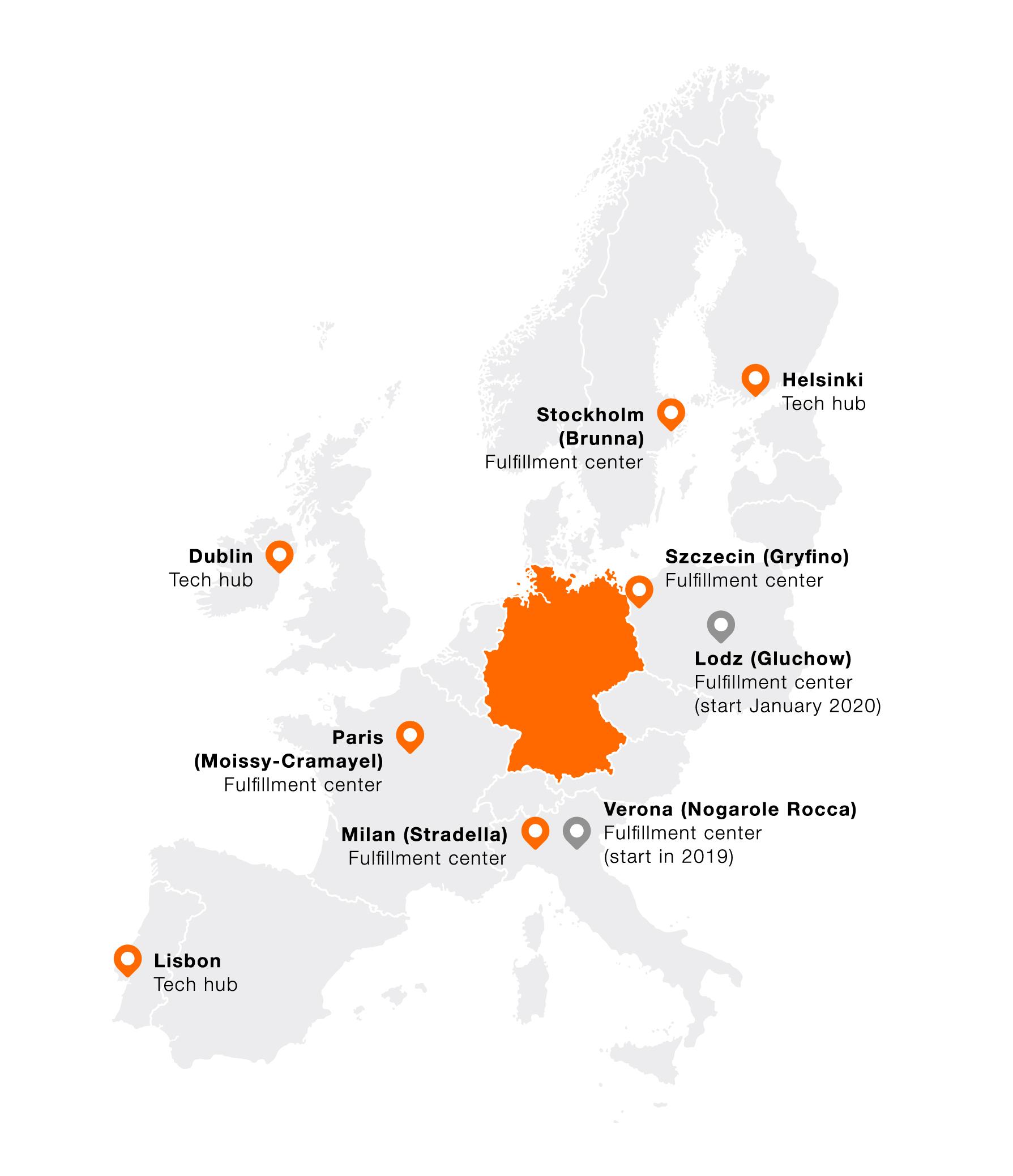 Zalando SE Press Release Fulfillment Center Nordics 6