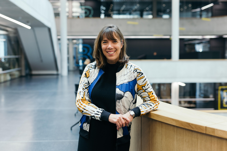Zalando SE PR SVP Announcements Astrid Arndt