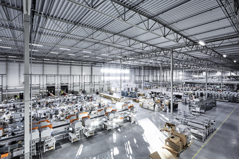Zalando SE Press Release Fulfillment Center Nordics 3