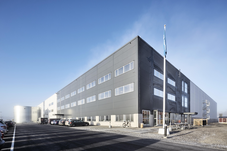 Zalando SE Press Release Fulfillment Center Nordics 2