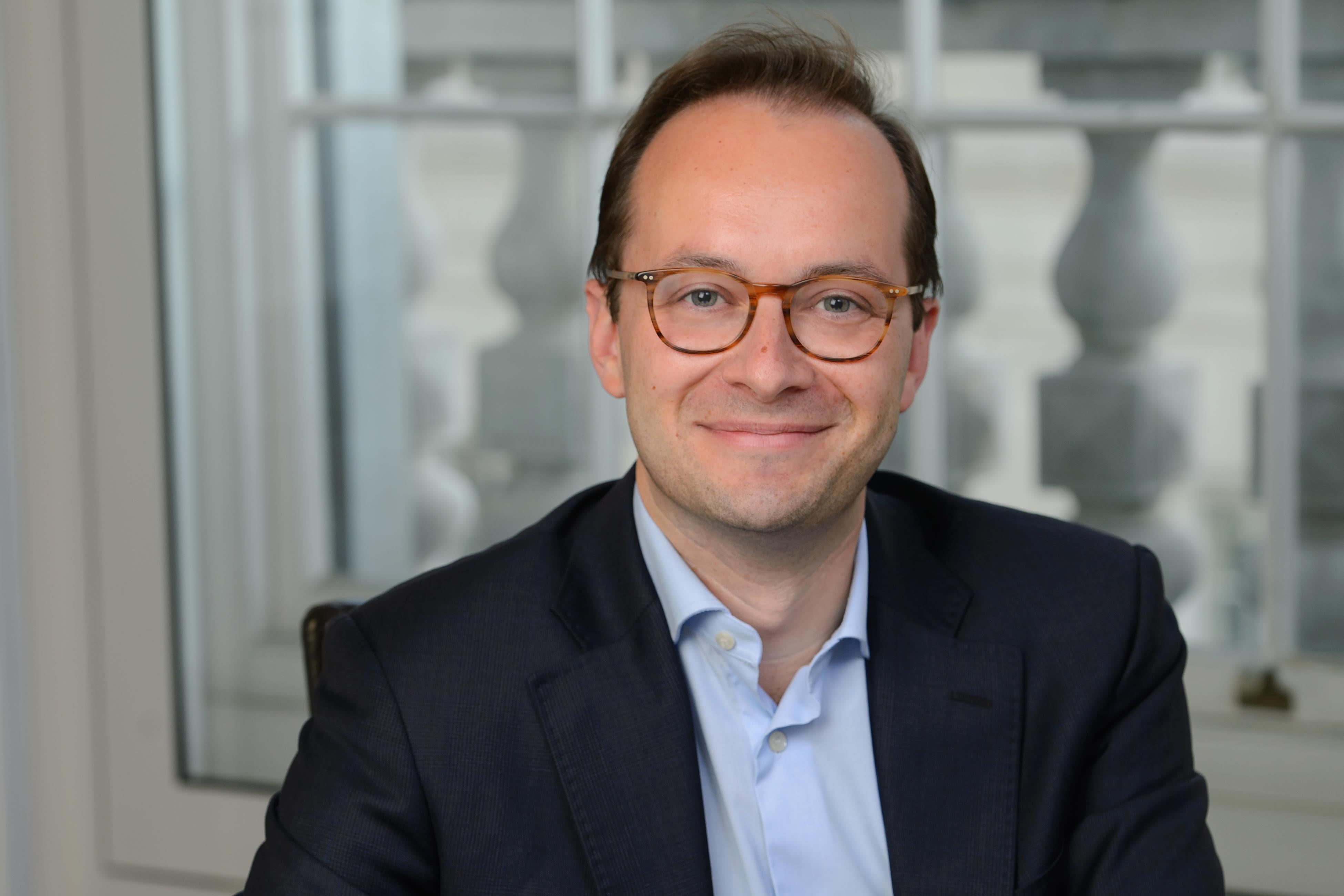 Zalando SE PR SVP Announcements Bruno Vanhoorickx