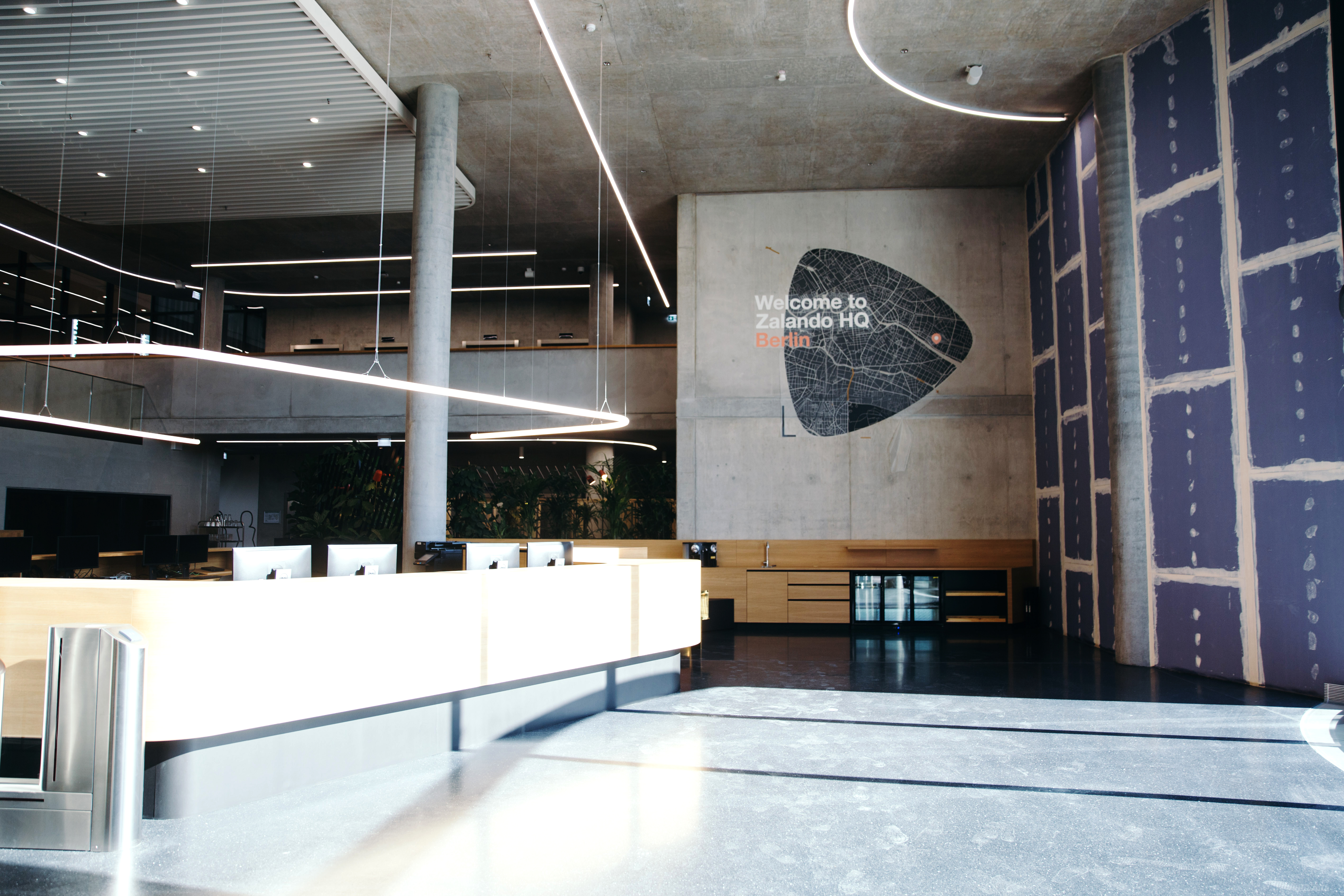 Zalando SE Berlin Headquarters Interior 5