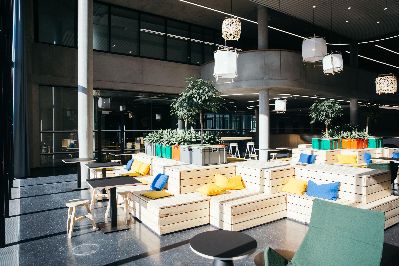 Zalando SE Berlin Headquarters Interior 6