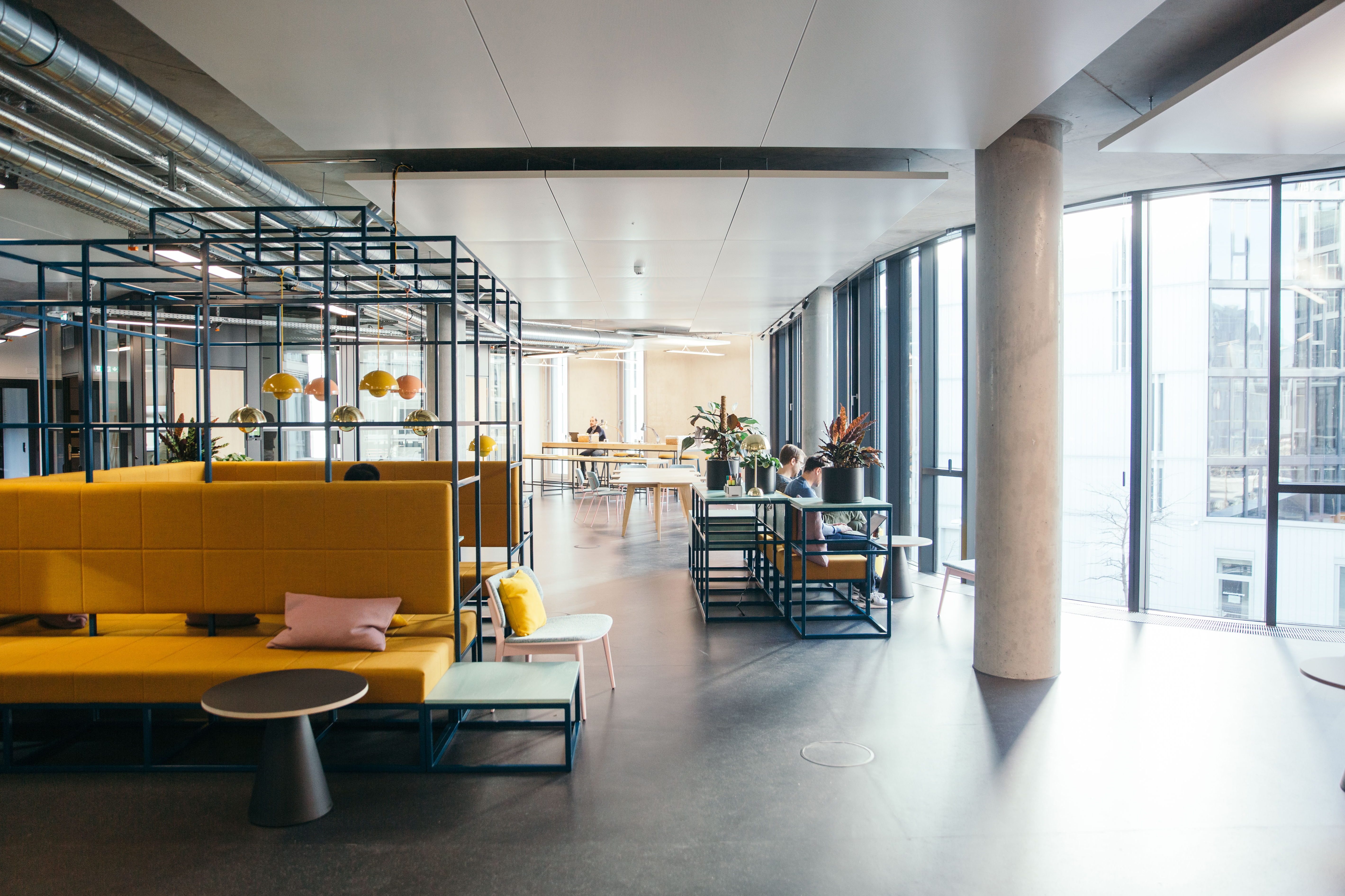 Zalando SE Berlin Headquarters Interior 8
