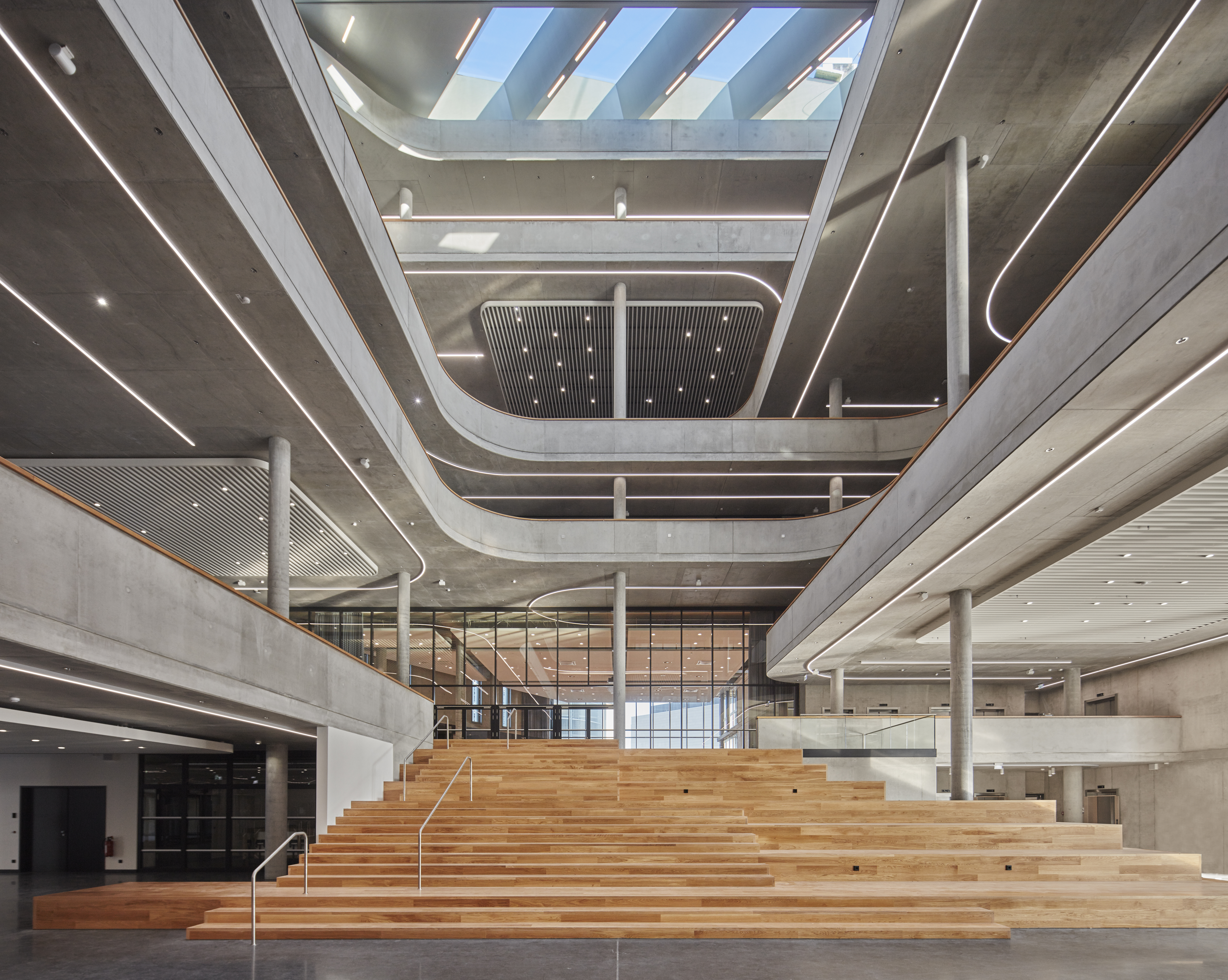 Zalando SE Campus Interior 1