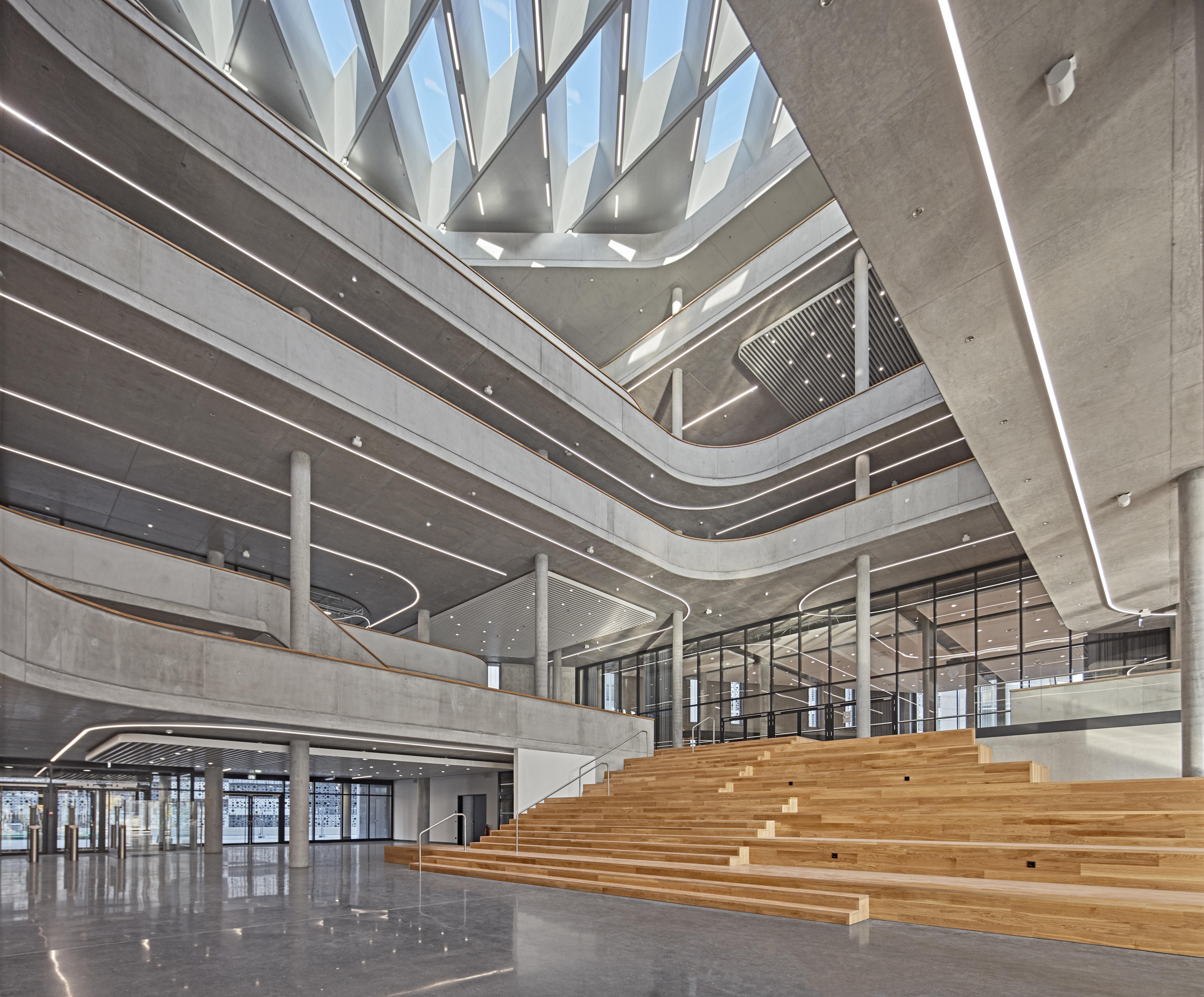 Zalando SE Campus Interior 2
