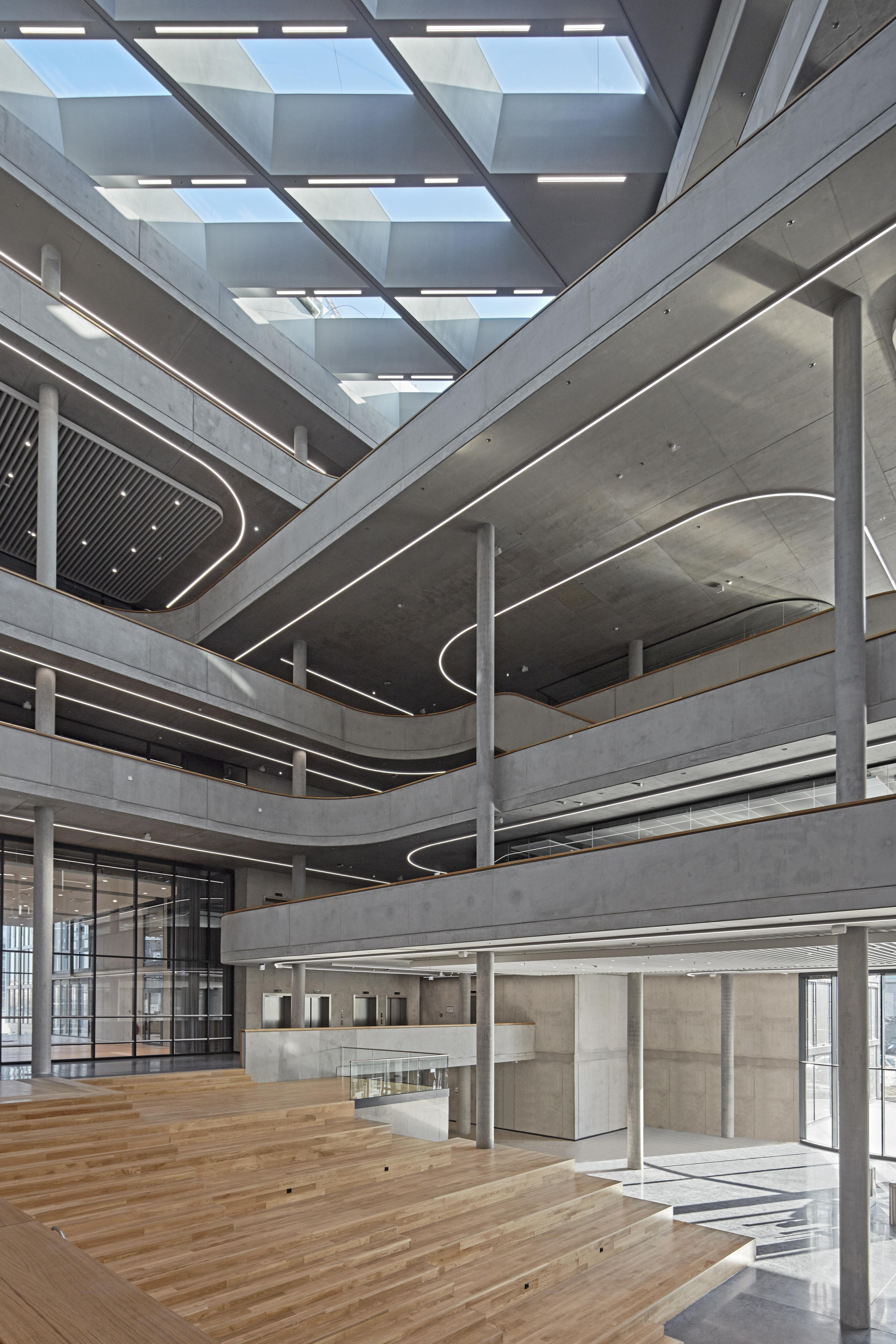 Zalando SE Campus Interior 3