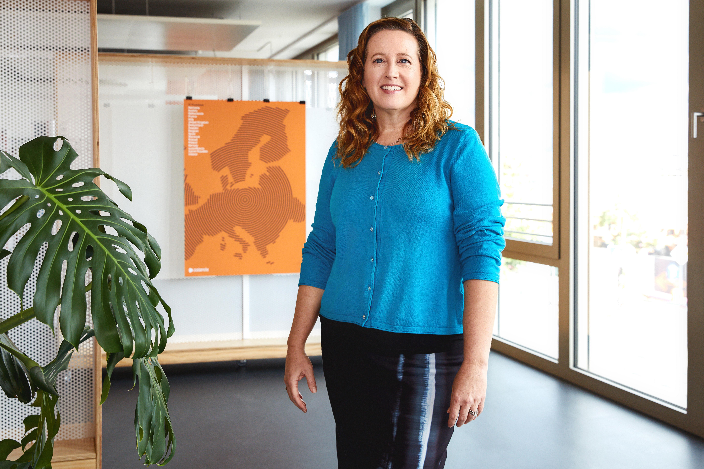 Meg Greenhouse, SVP Zalando Technology Foundation
