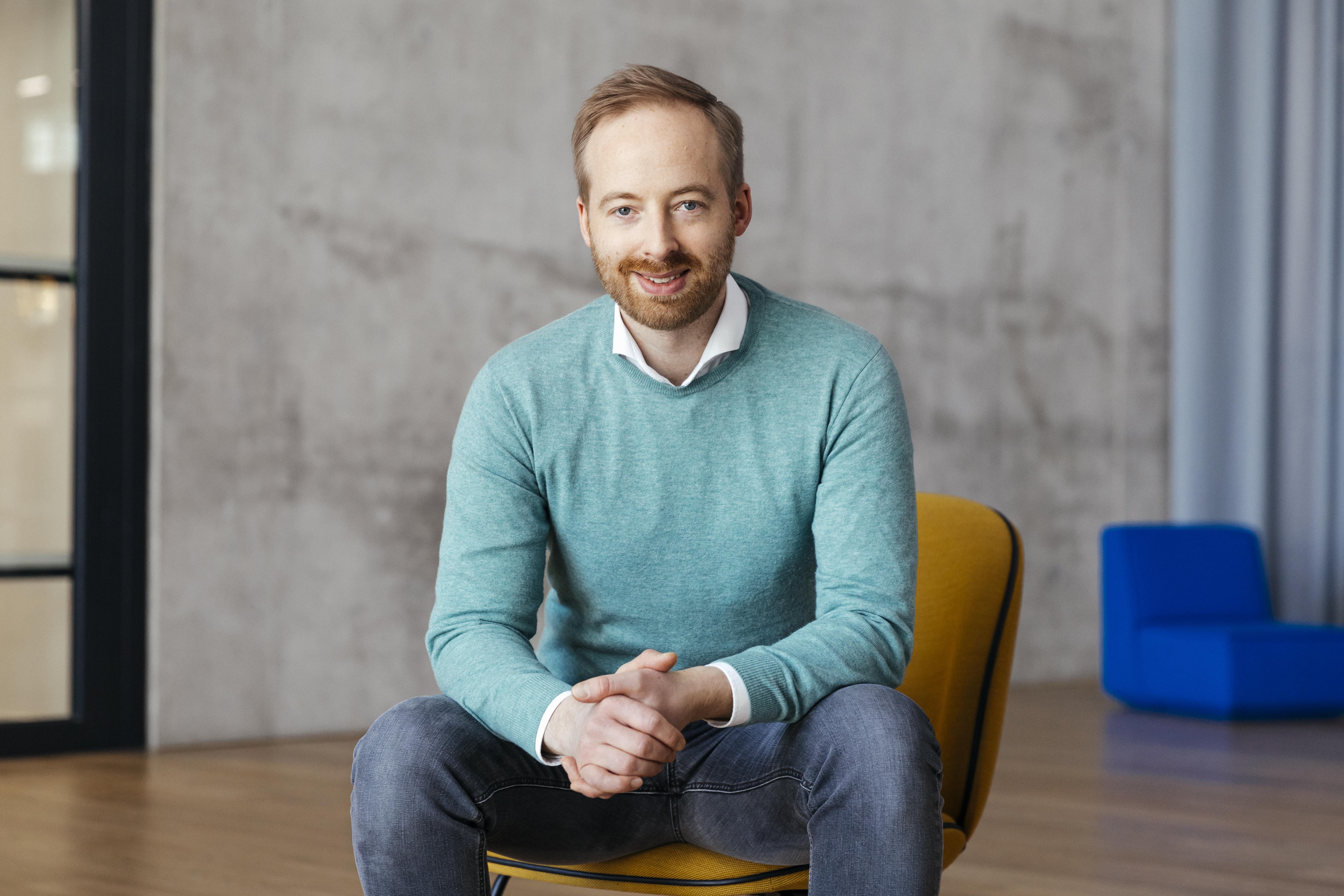 Zalando SE Management Board Rubin Ritter