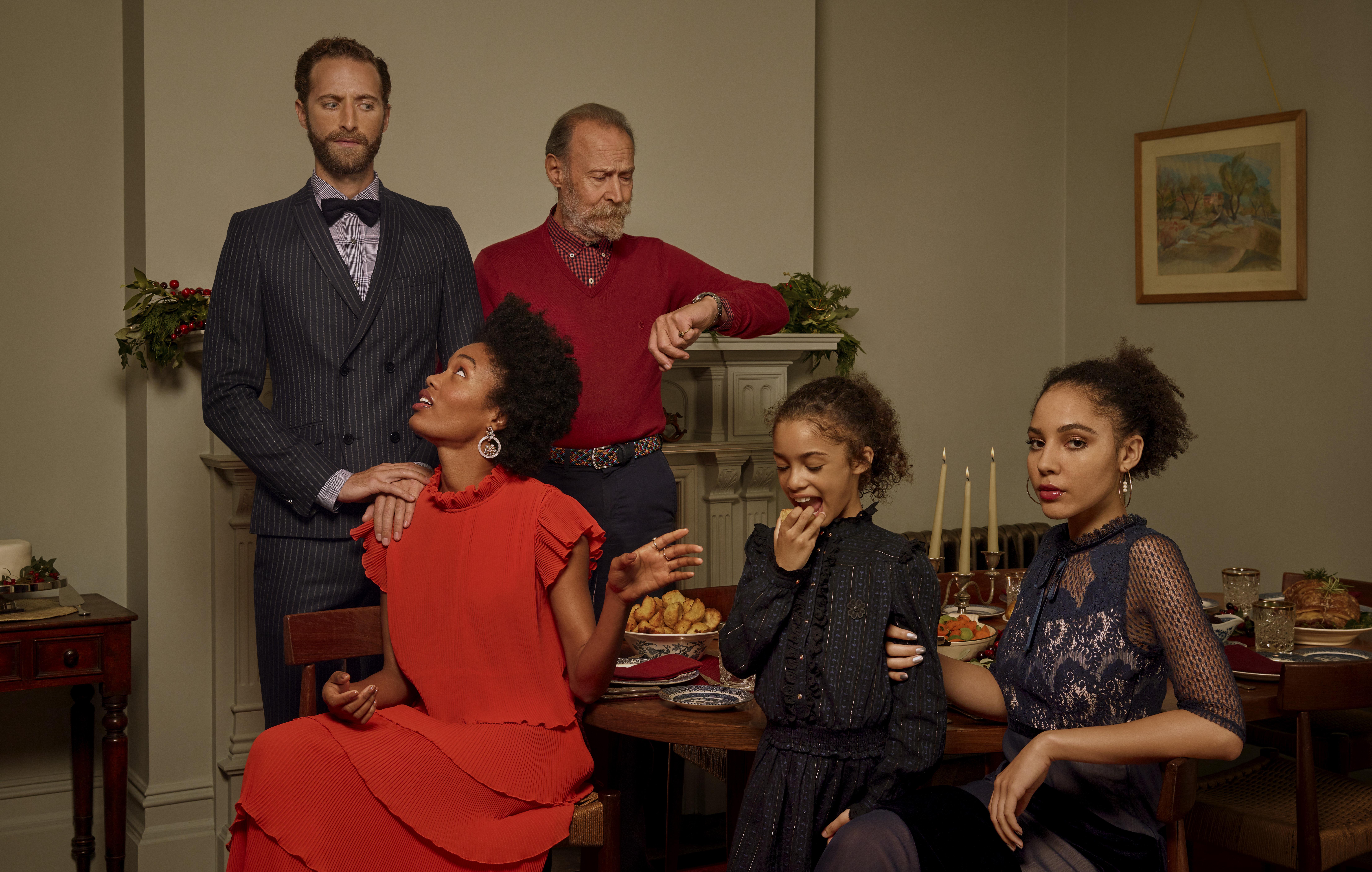 Zalando SE Press Release Christmas Campaign 1