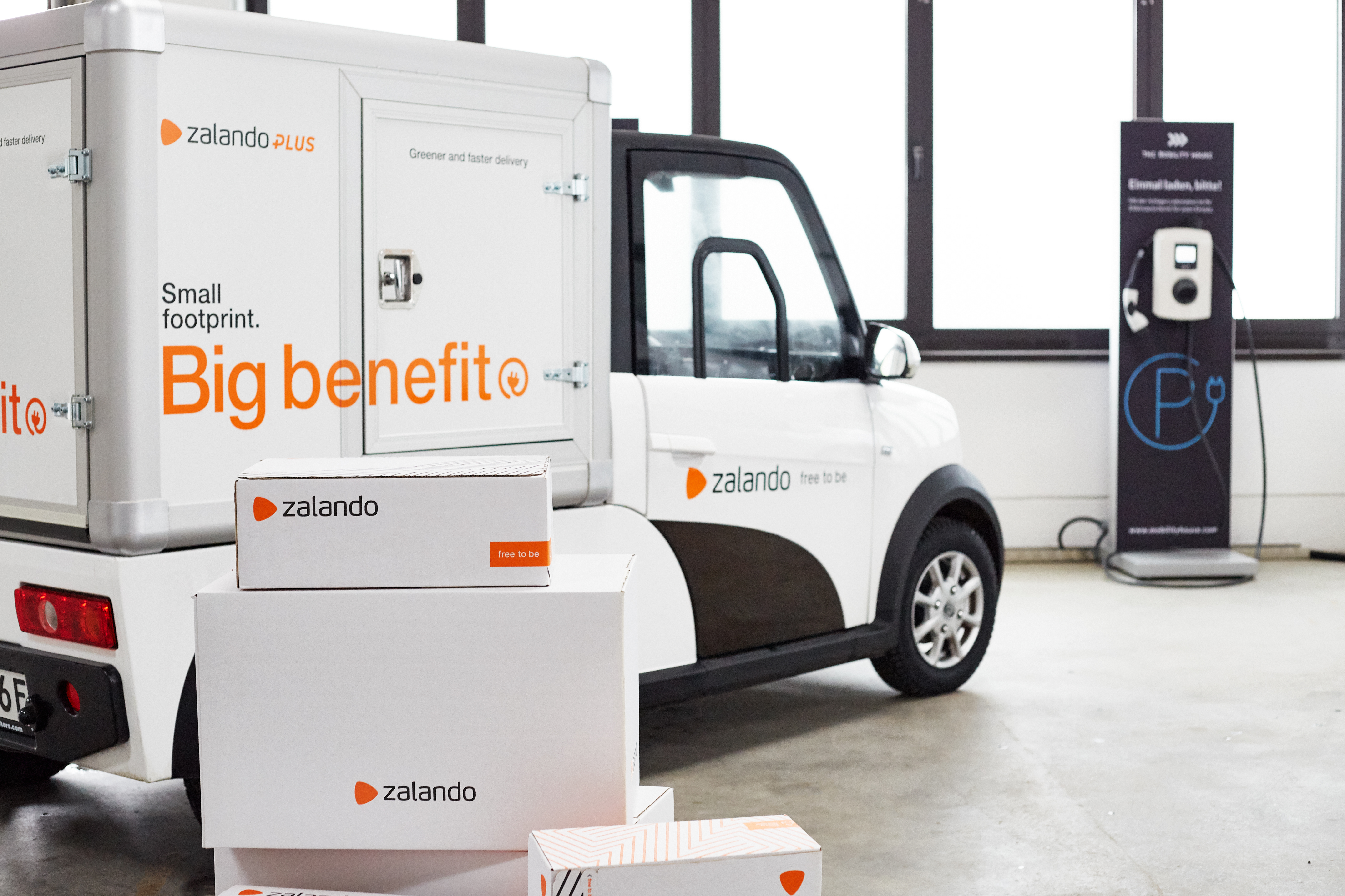 Zalando SE Press Release Electric Vehicles Hamburg 2