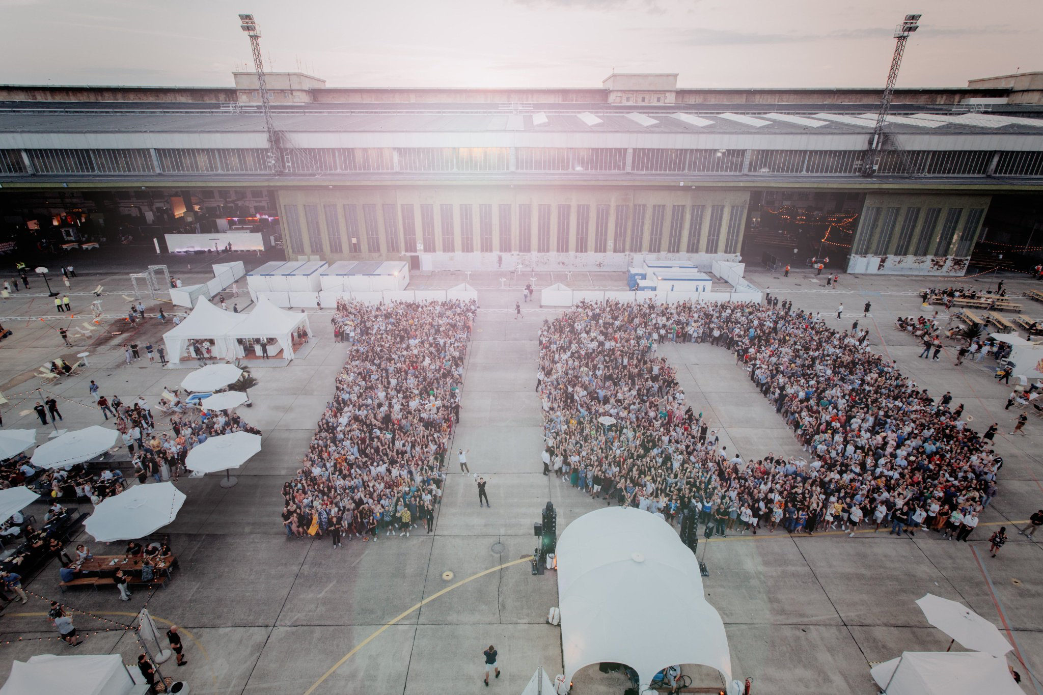 Zalando SE 10 Year Summer Party EN