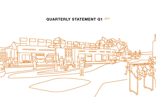 Quarterly Statement Q1 2017
