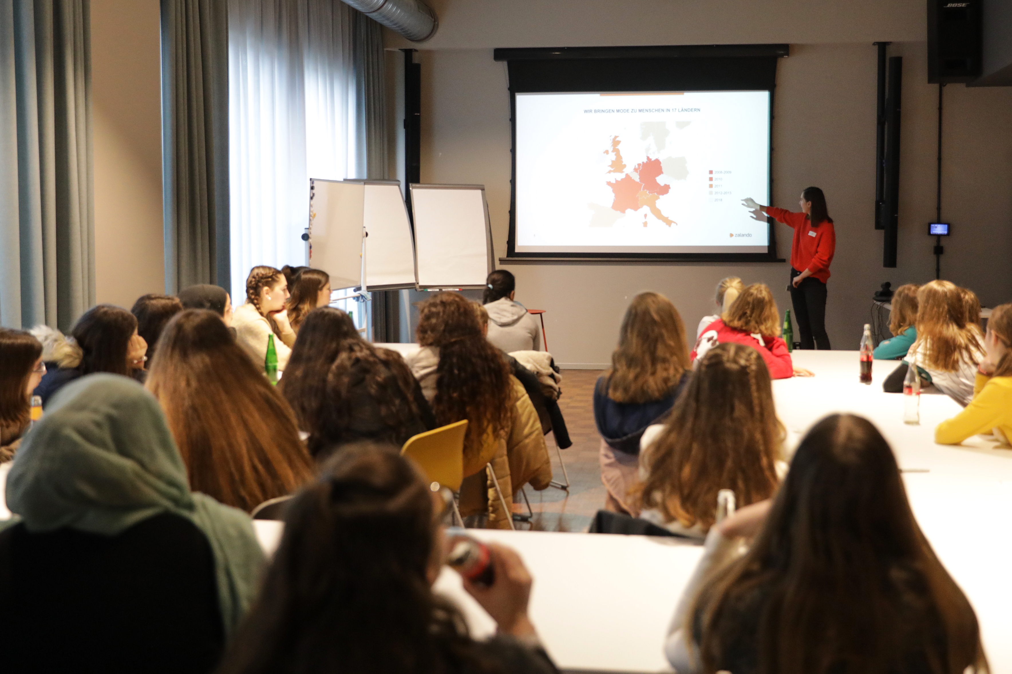 Zalando SE Newsroom Story Girls Day 1