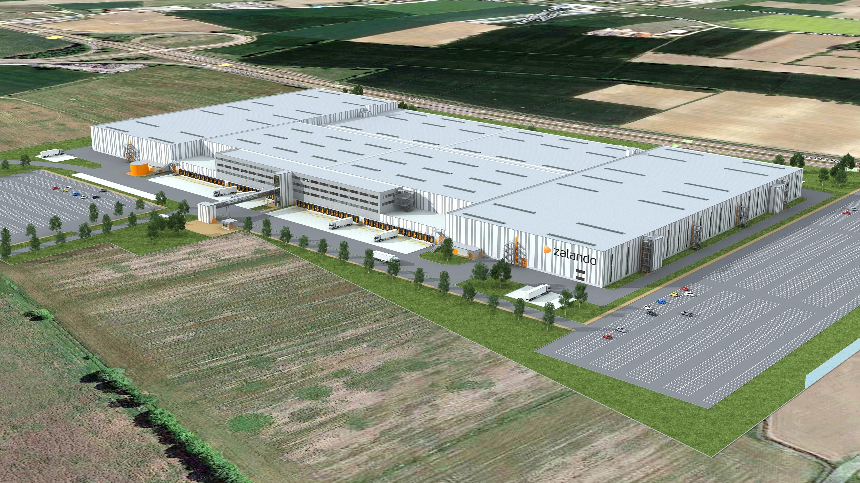 d9f75099412 Zalando: Zalando to Open the New Fulfillment Hub Close to Verona ...