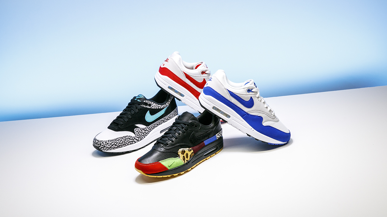 Stadium Goods product selection Nike