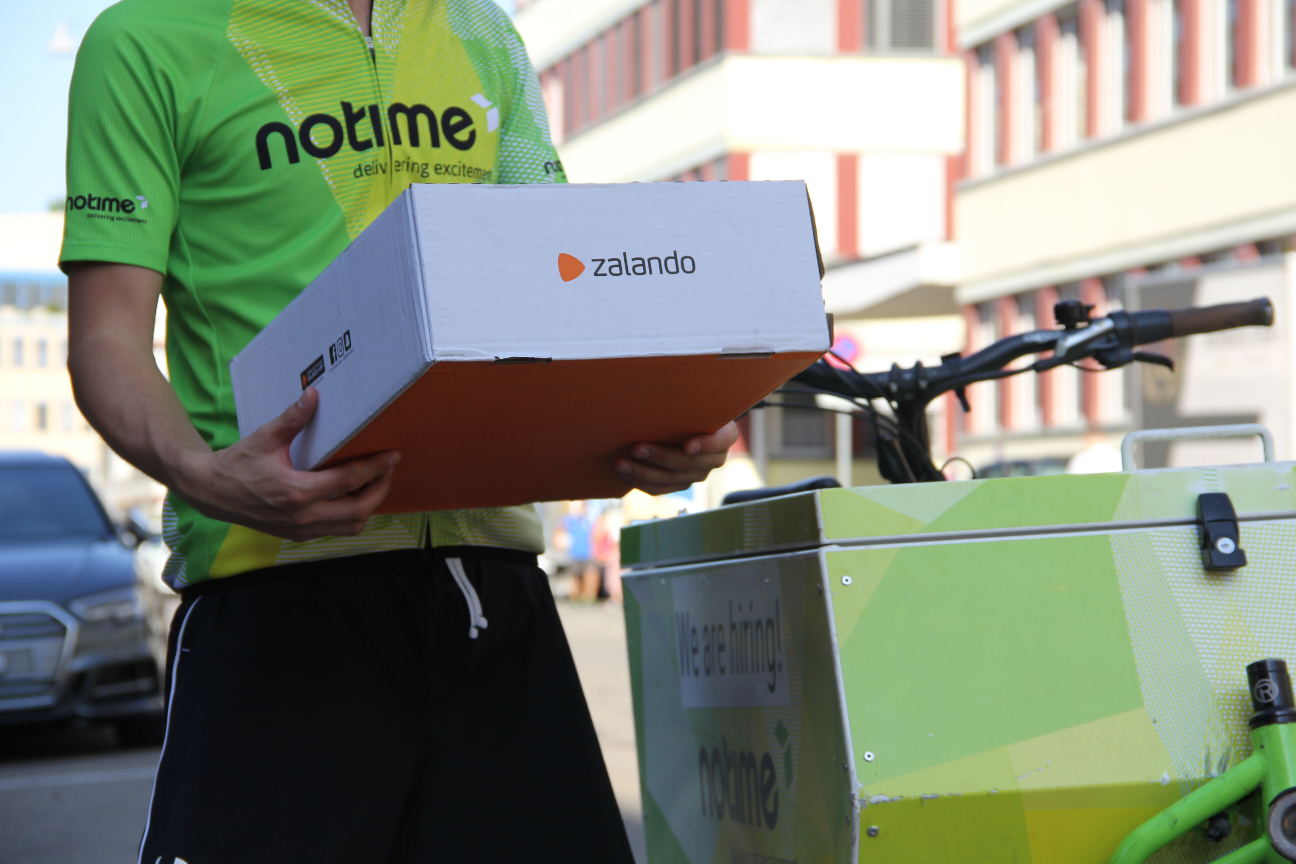 Zalando SE Press Release Same Day Switzerland notime 2