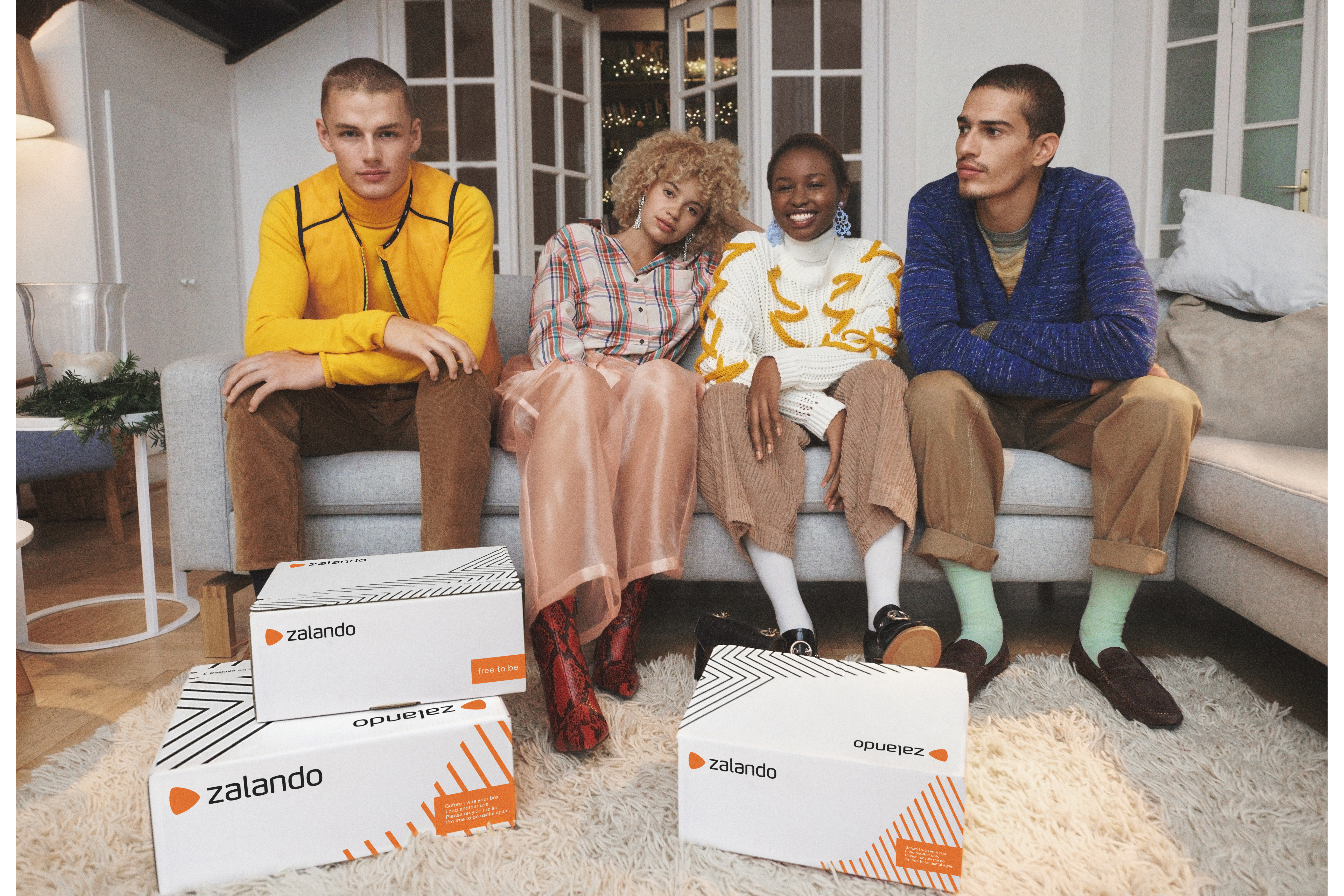 Zalando SE Newsroom Story Christmas Gifts