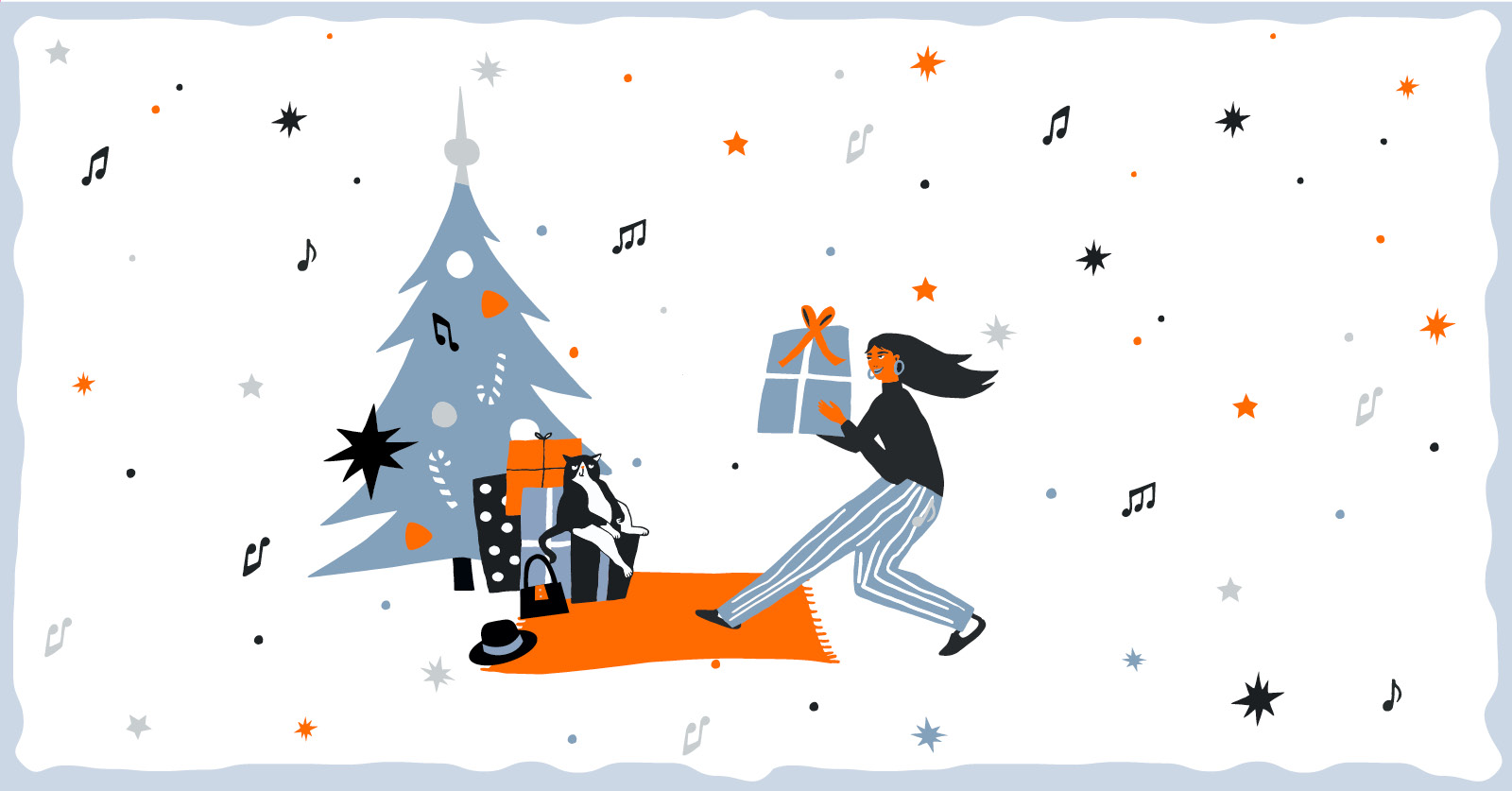 Zalando SE Christmas Shopping
