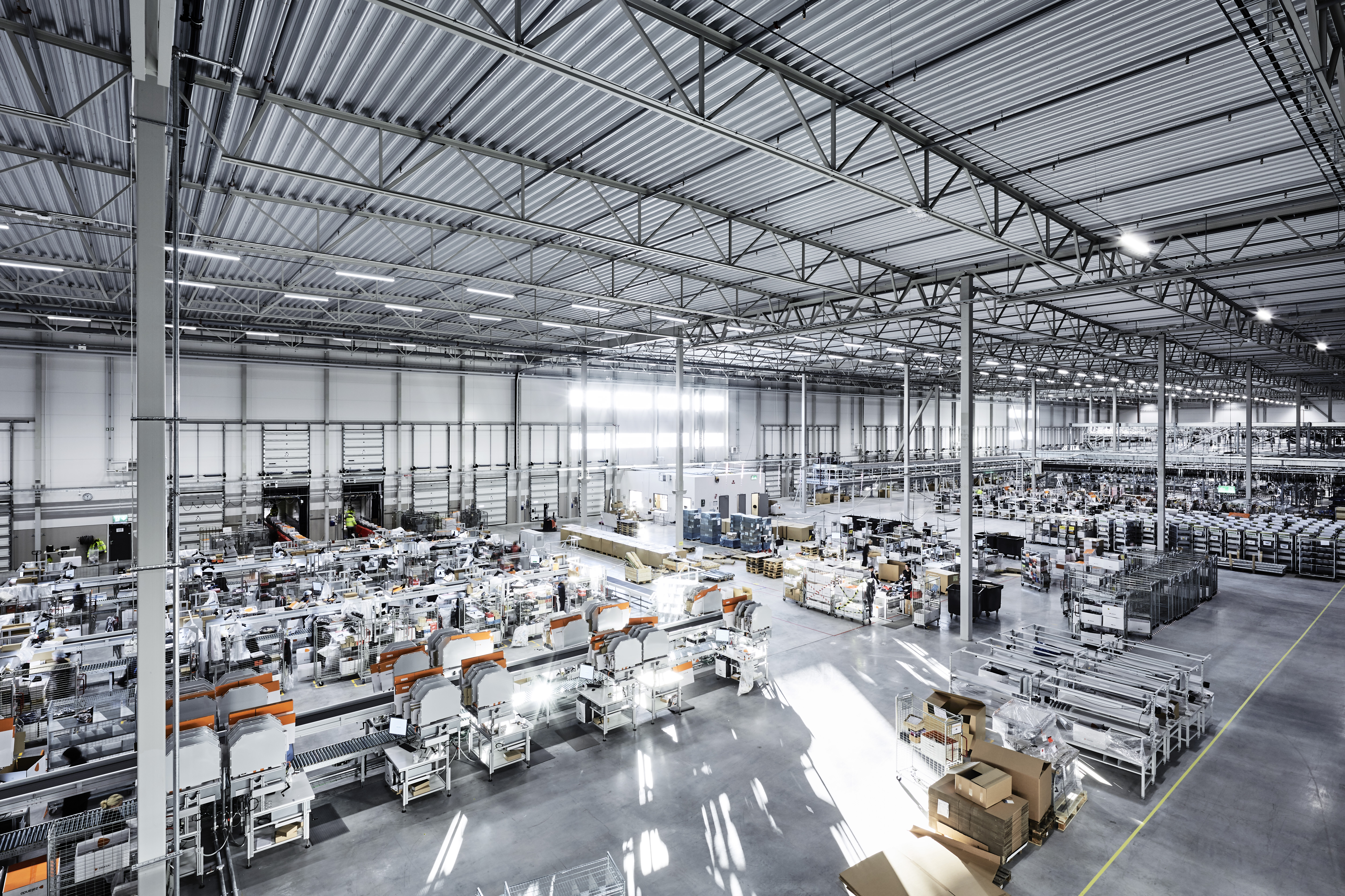 Zalando SE Press Release Fulfillment Center Nordics 3