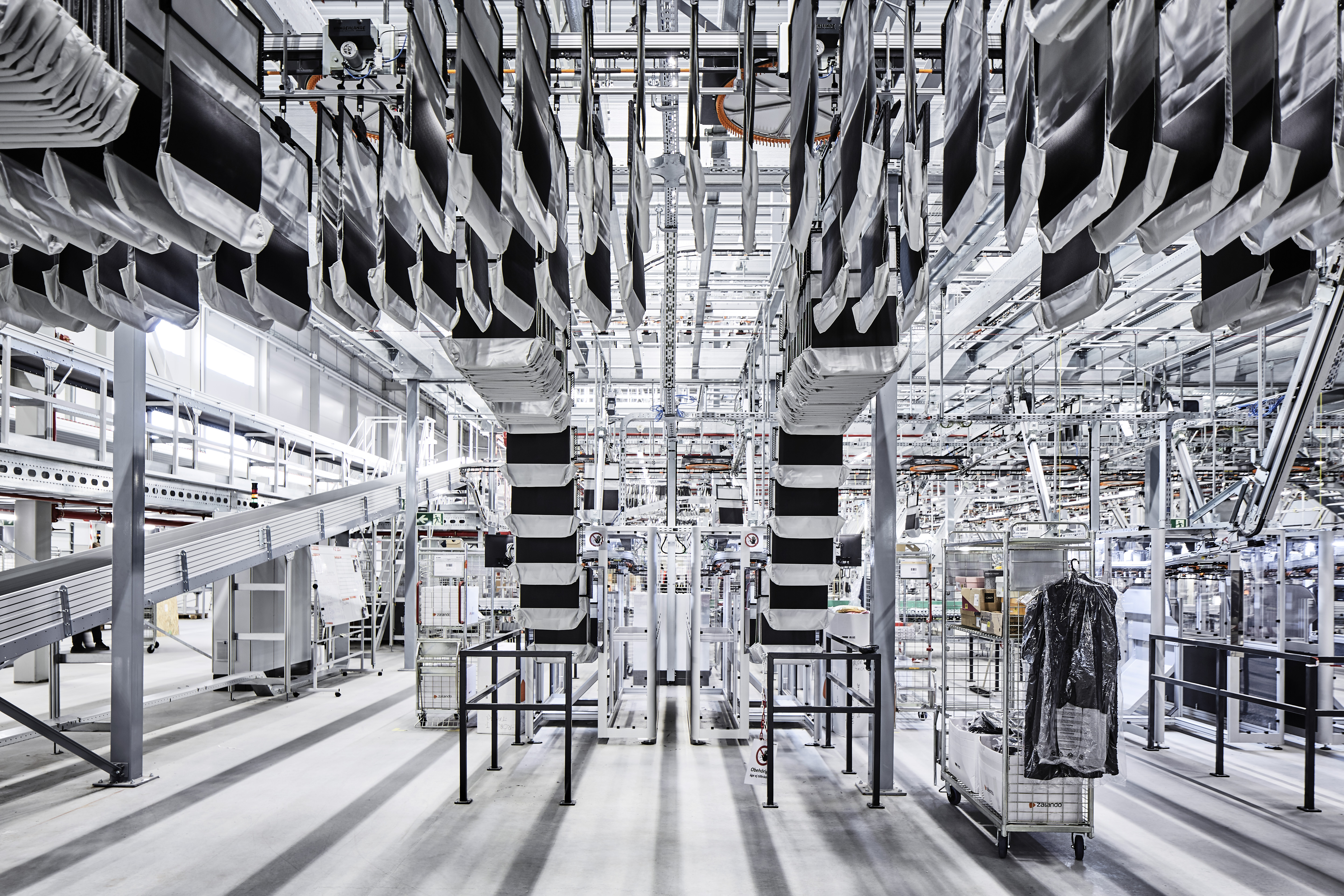Zalando SE Press Release Fulfillment Center Nordics 1