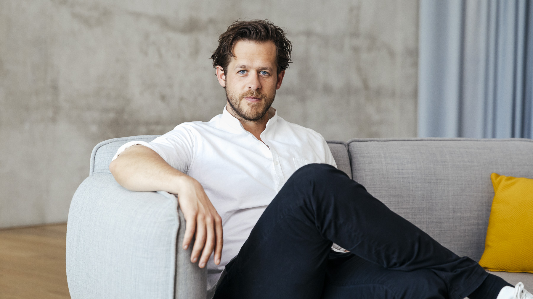 Zalando SE Management Board Member Robert Gentz 2019