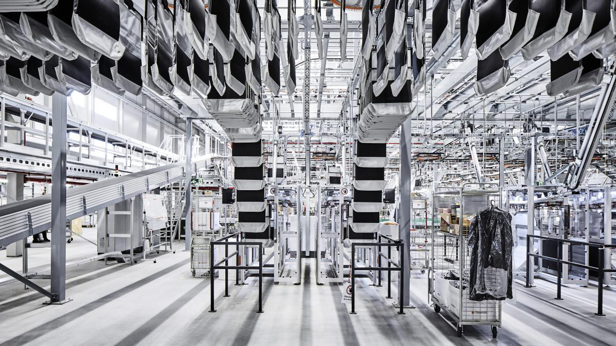 Zalando SE Fulfillment Center Stockholm