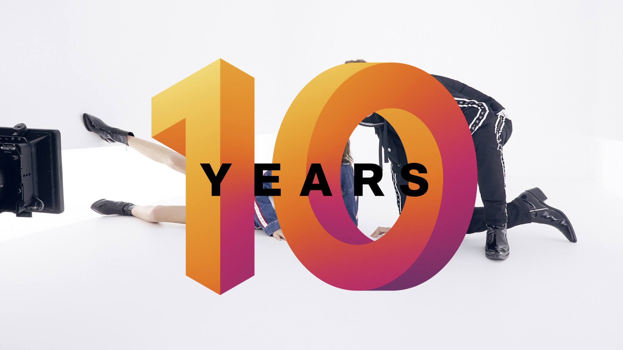 10 YEARS campaign teaser image