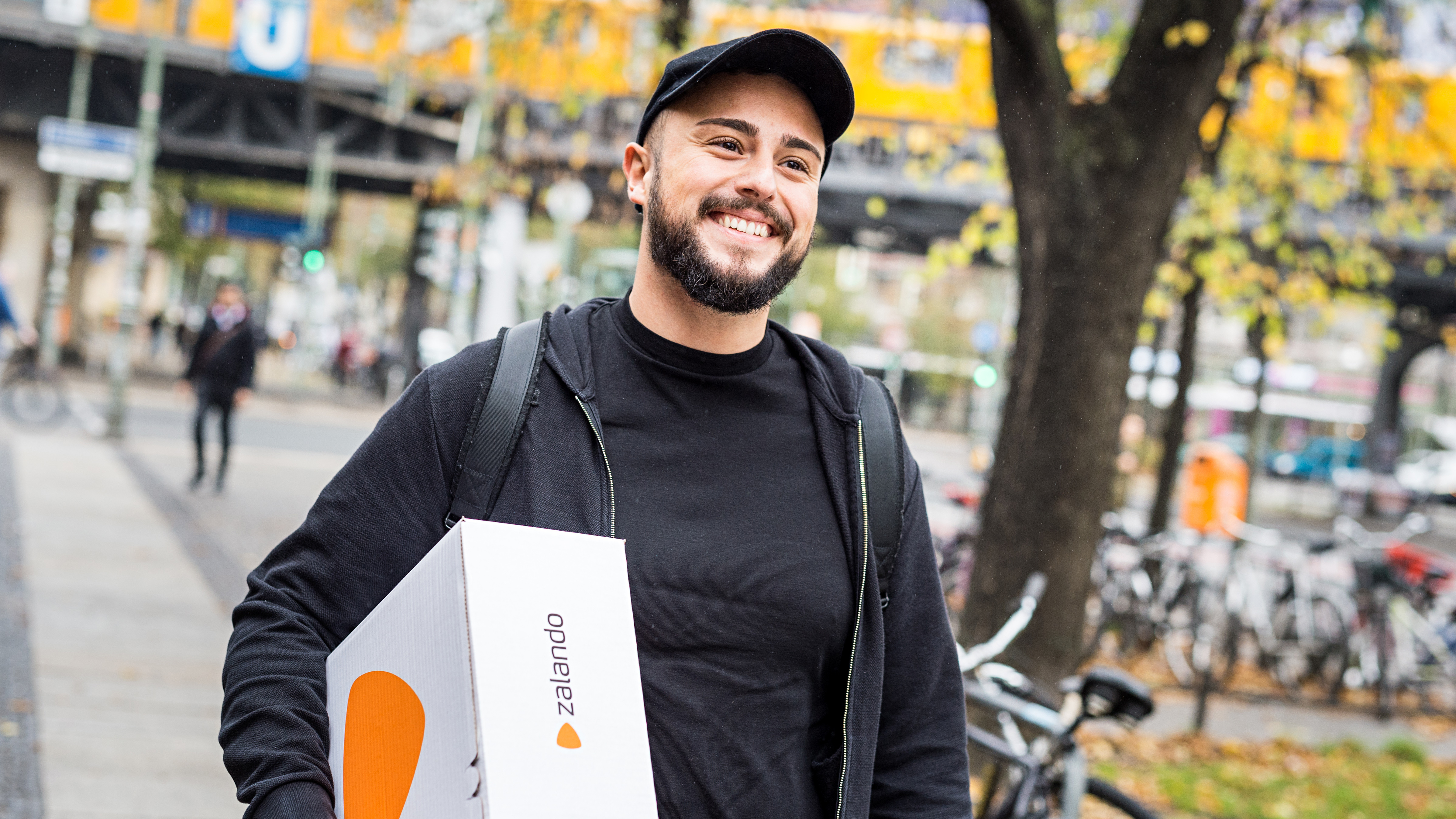 Zalando SE Innovation Connected Retail