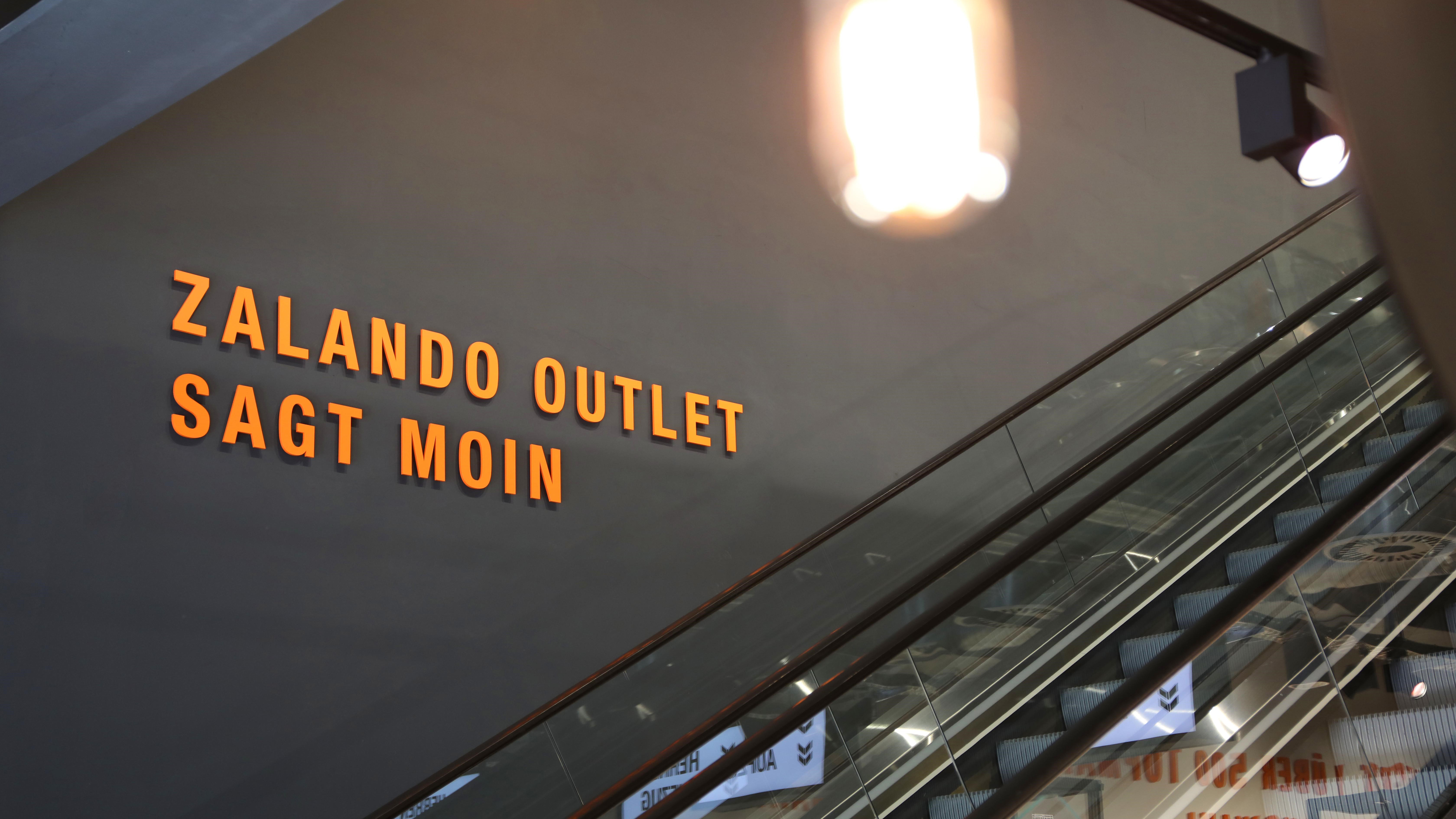 Zalando Outlet Hamburg