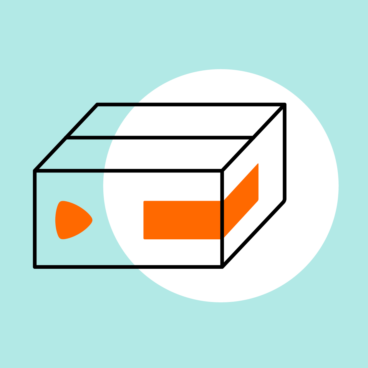 Zalando SE do.MORE Magazine Boxes Icon