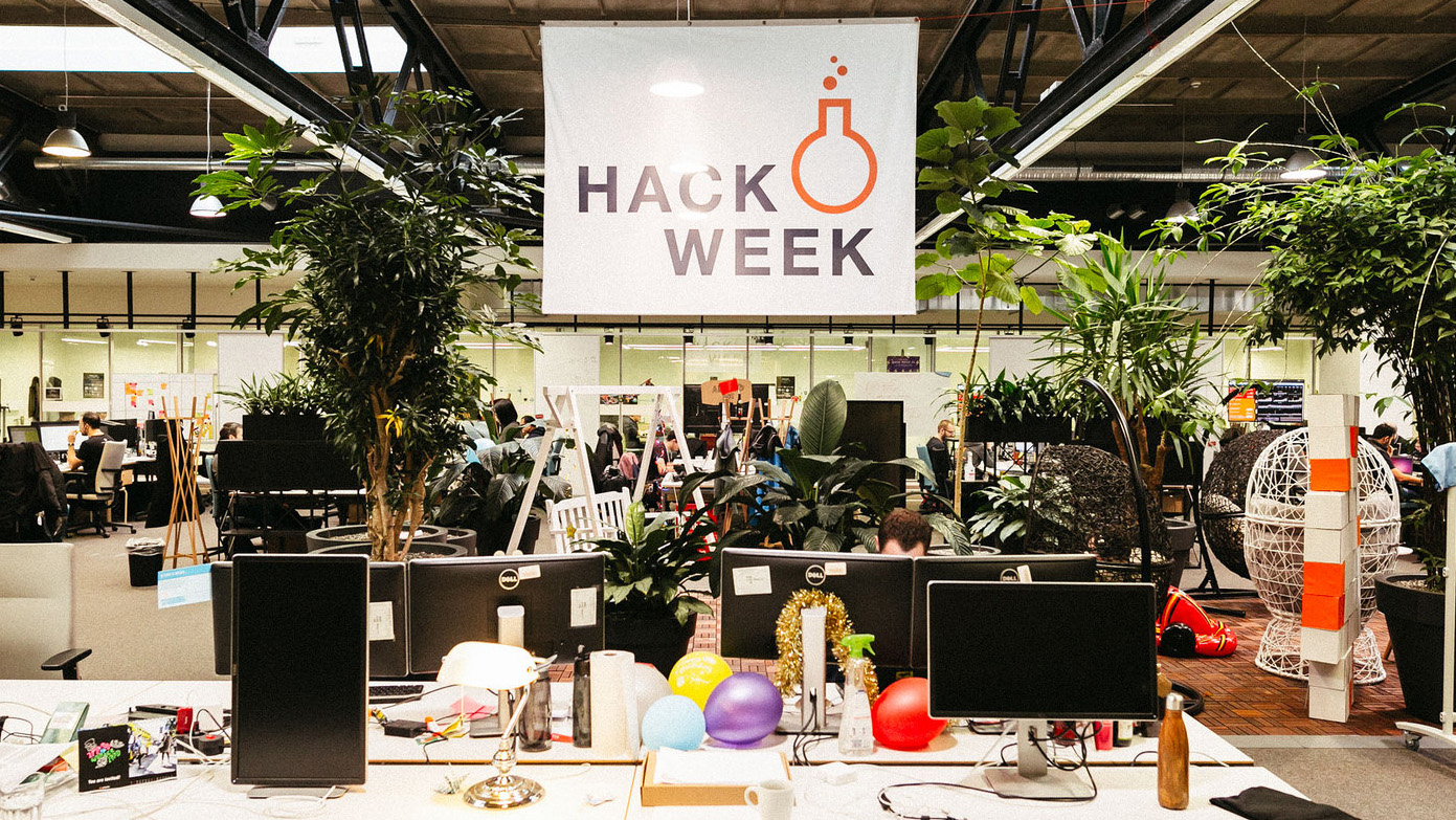 Zalando SE Technology Hack Week 5 2016 Berlin