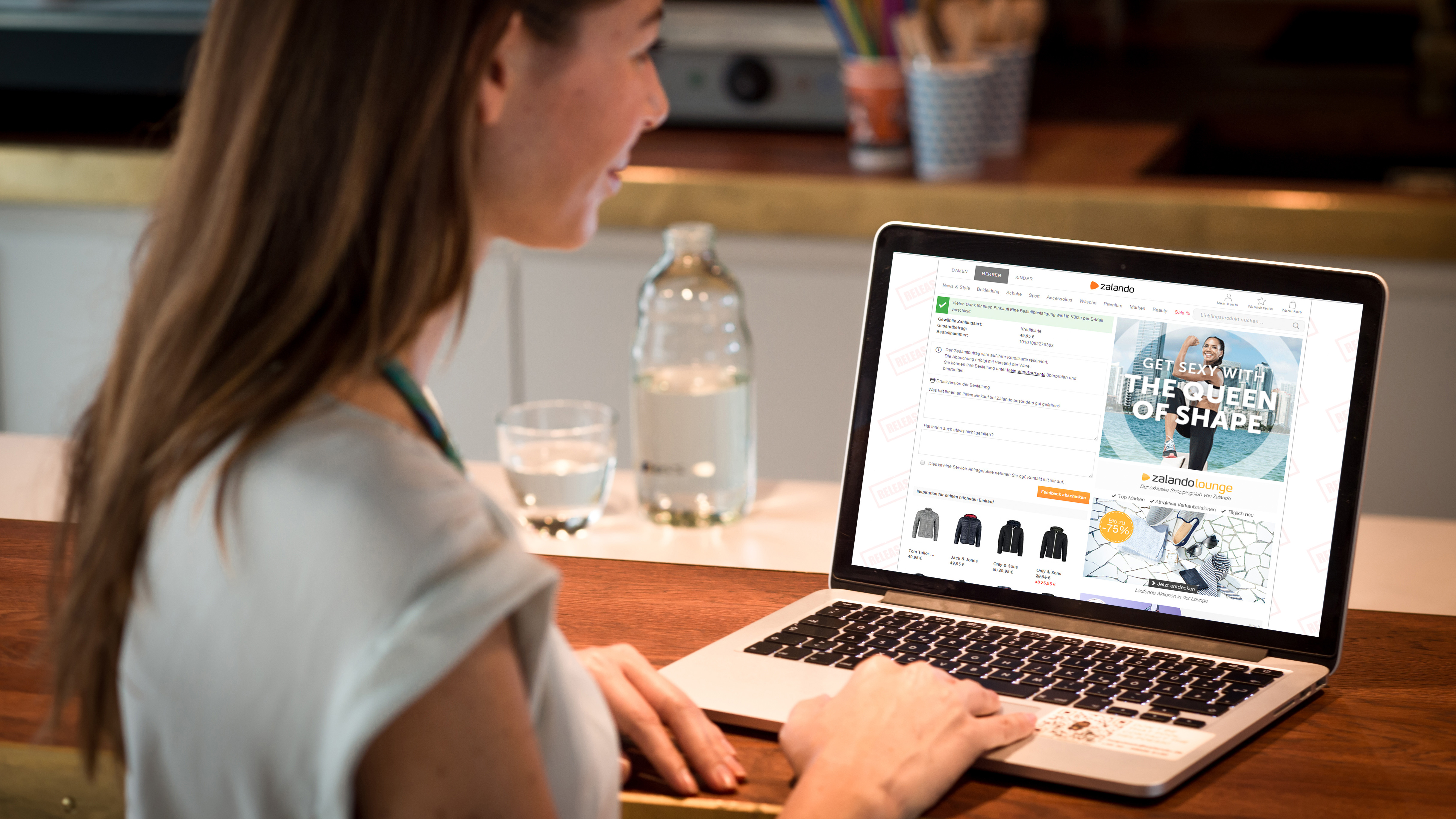 Zalando SE Unternehmen Strategie Online Shopping 72fde8aa00