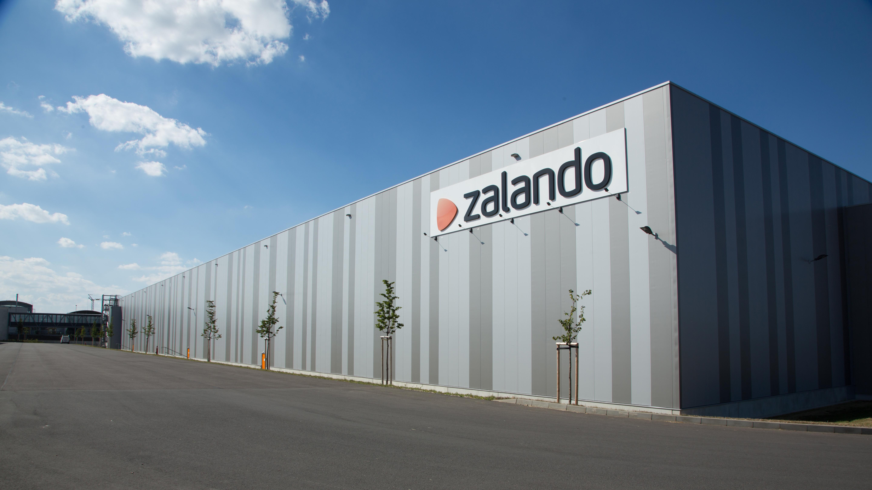 291721e4f36 Zalando SE Zalando Logistics Logistikzentrum Erfurt