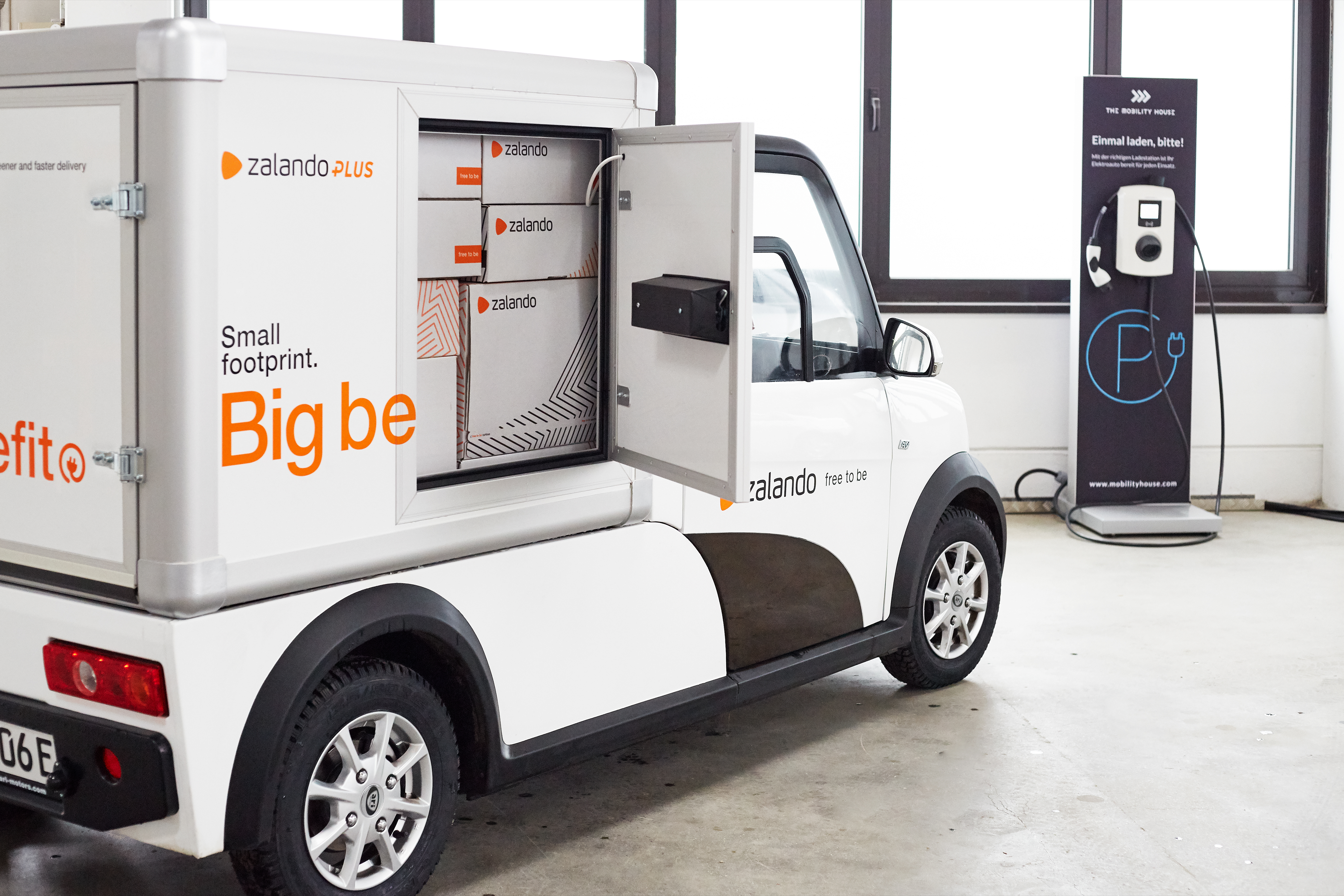 Zalando SE Press Release Electric Vehicles Hamburg 3