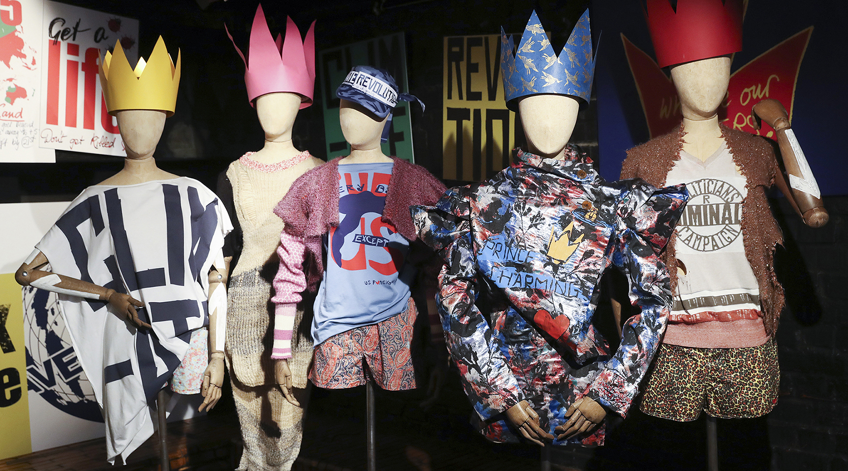 "Vivienne Westwood's exhibition ""Get a Life"" at Zalando's Bread & Butter 2017"