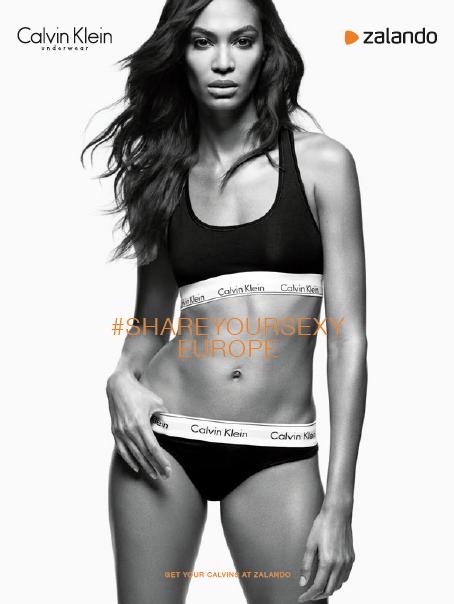 8d43adebe Zalando  Zalando Launches  Shareyoursexy Campaign with Calvin Klein ...