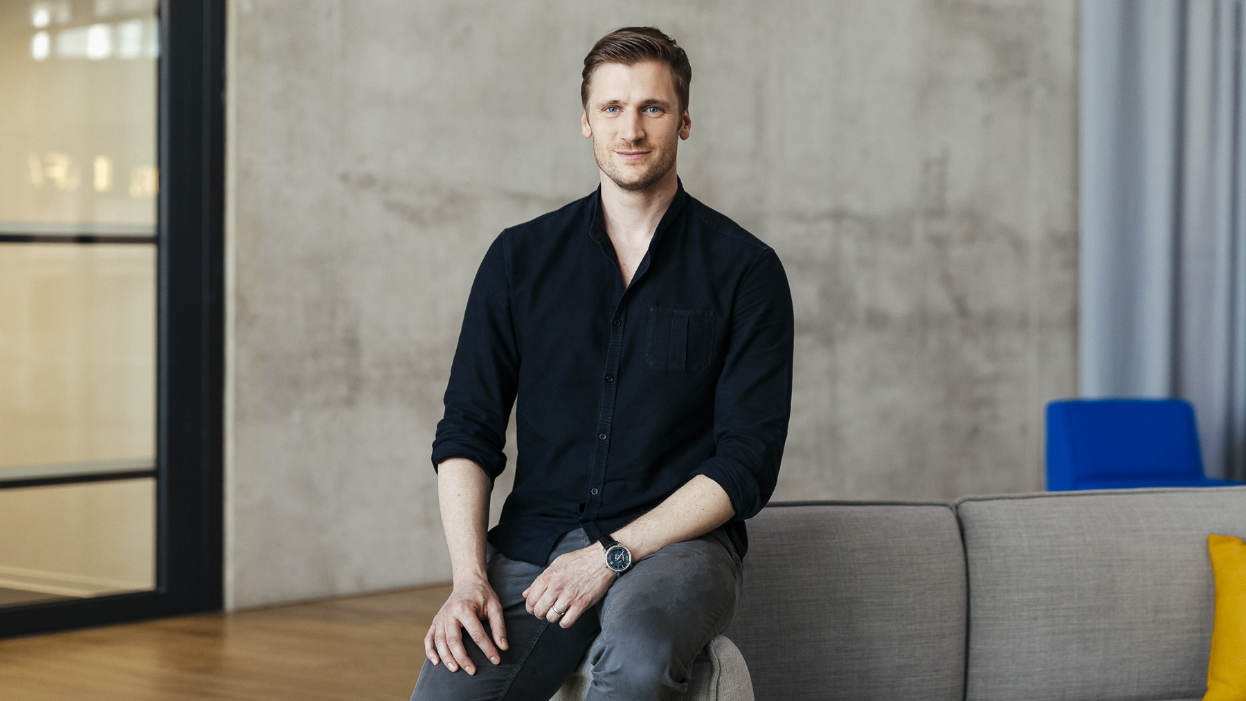Zalando SE Management Board Member David Schneider 2019